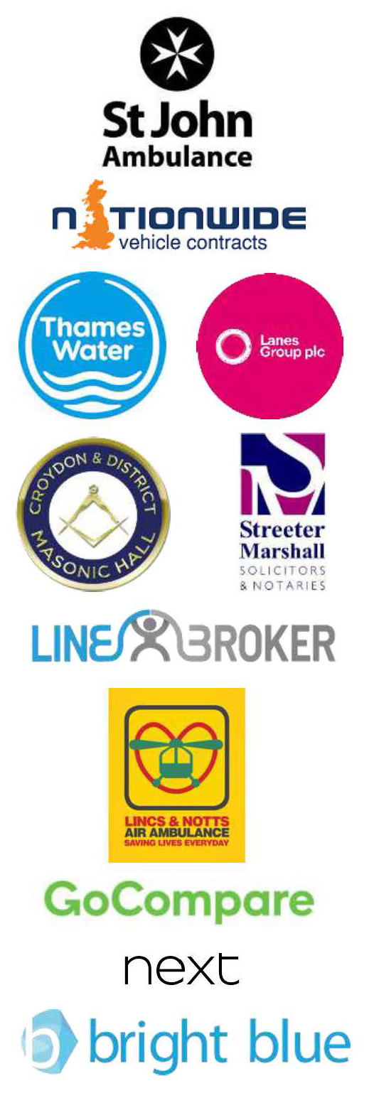 XCOMM works with a number of well known organisations